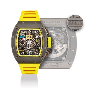 RICHARD MILLE. A VERY FINE AND