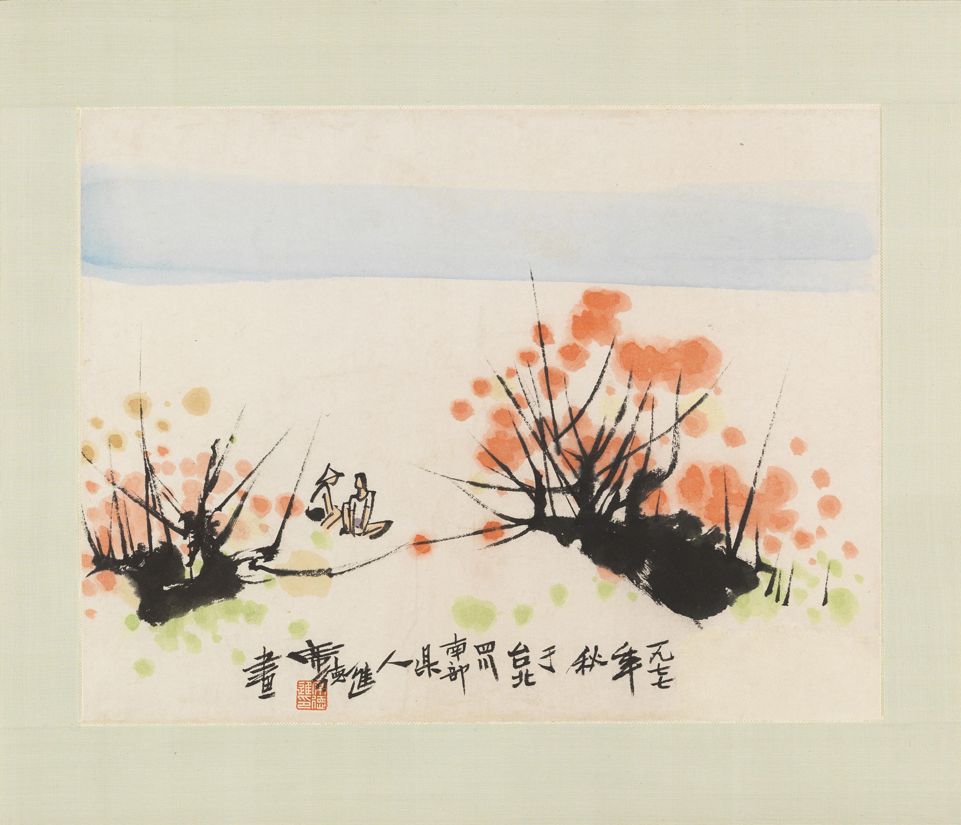 SHIY DE-JINN (XI DEJIN, CHINA,