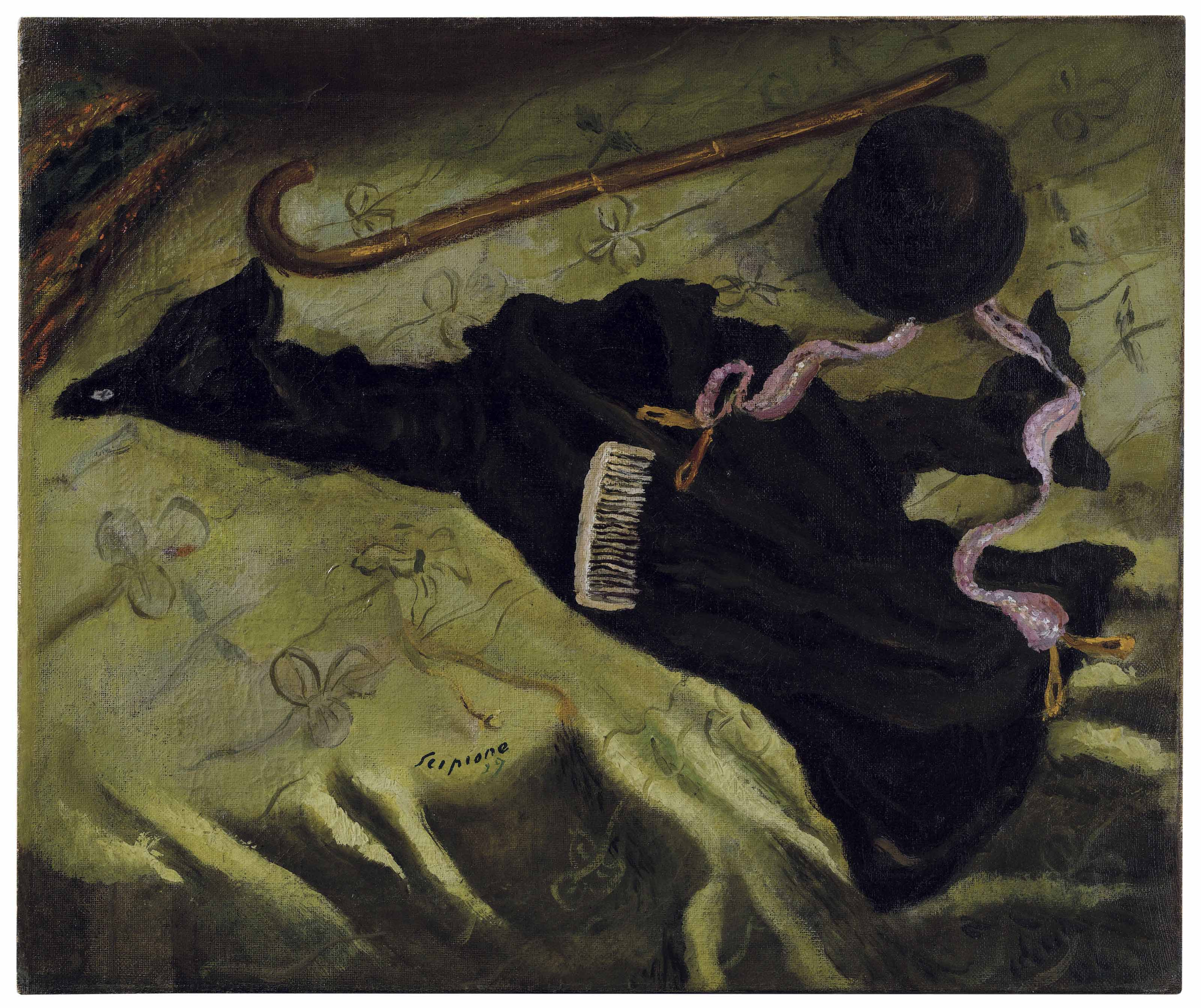 Paint Your Life Letto A Castello.Scipione 1904 1933 Natura Morta Con Tubino 1920s Paintings