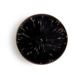 北宋 定窯黑釉鷓鴣斑盌