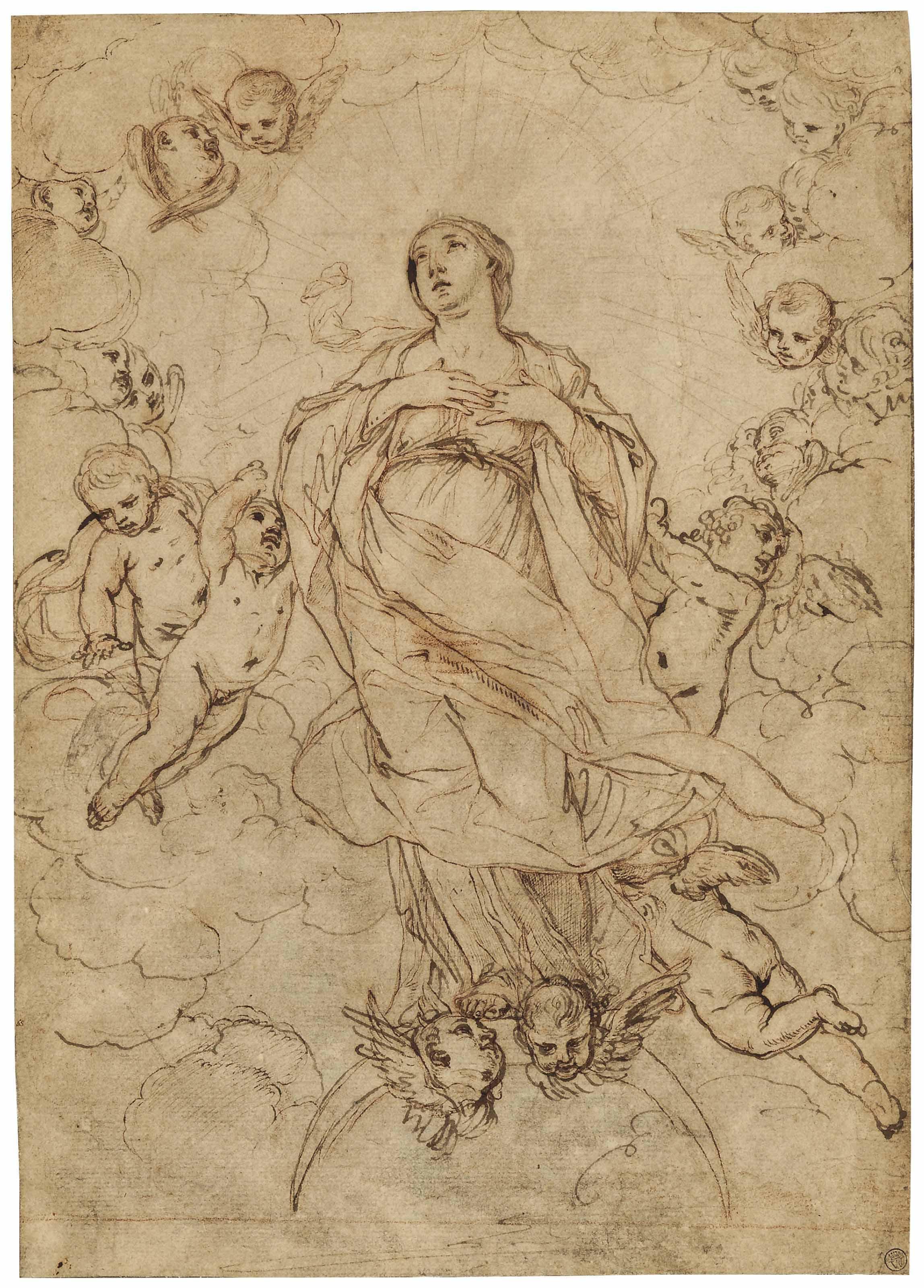 Andrea Sacchi (Nettuno 1599-1661 Rome)