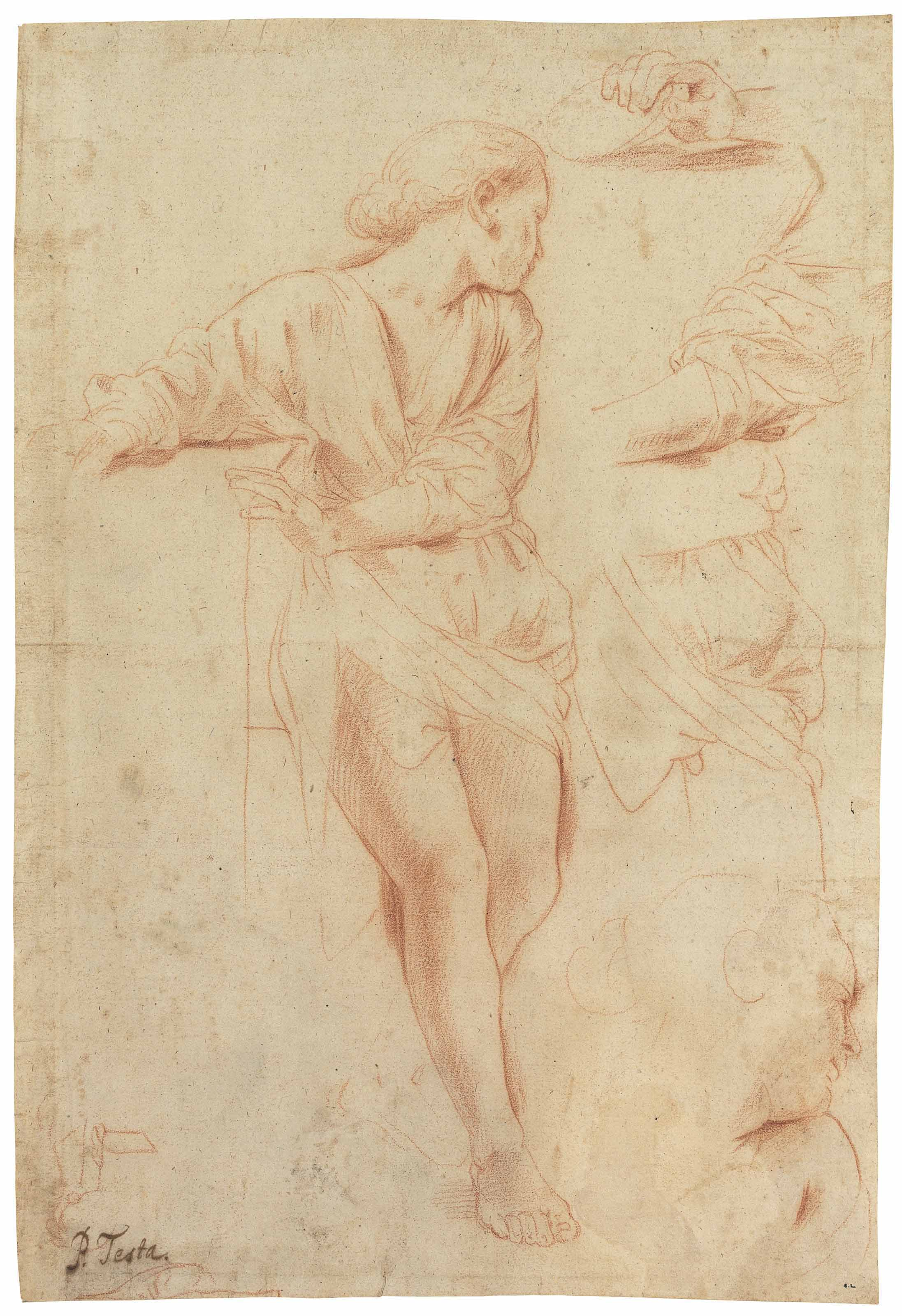 Pietro Testa (Lucca 1611-1650 Rome)
