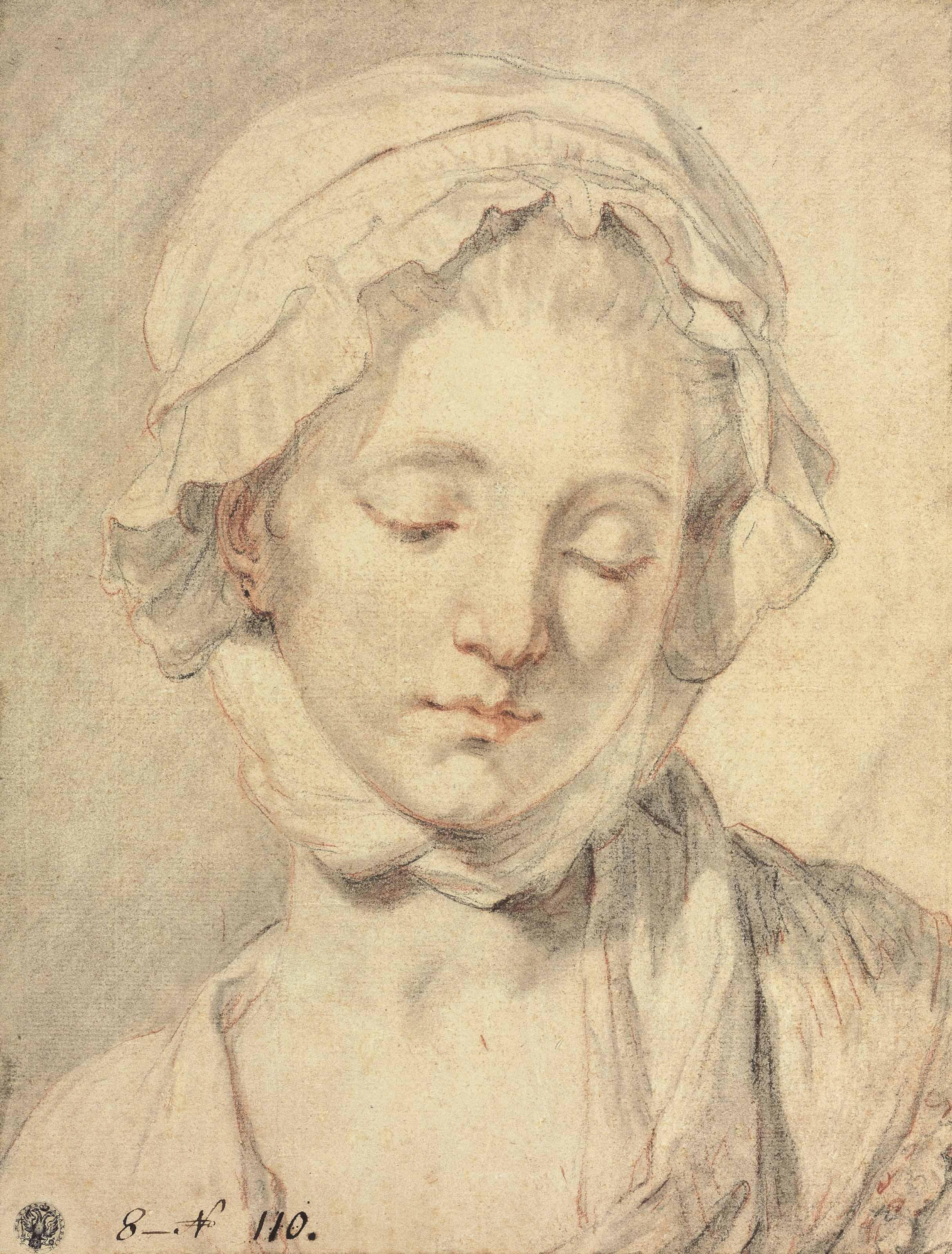 Jean-Baptiste Greuze (Tournus 1725 - 1805 Paris)