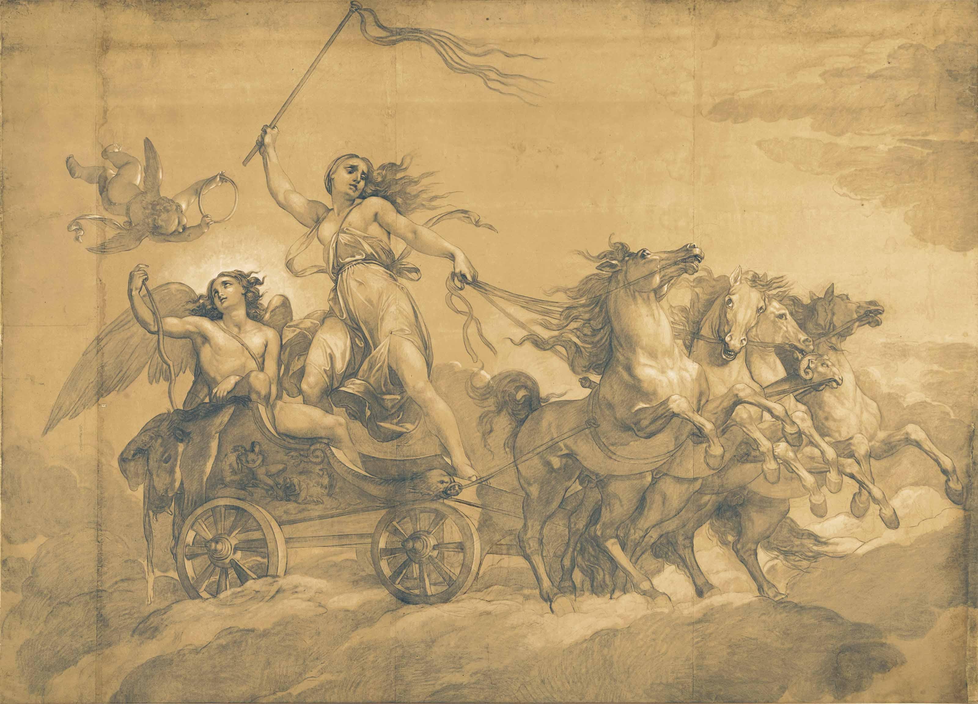 Giuseppe Bezzuoli (Florence 1784-1855)
