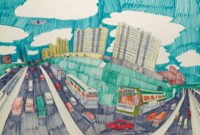 The Dan Ryan Expressway, 1992