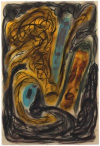 Tiger Colored Lady, 1994