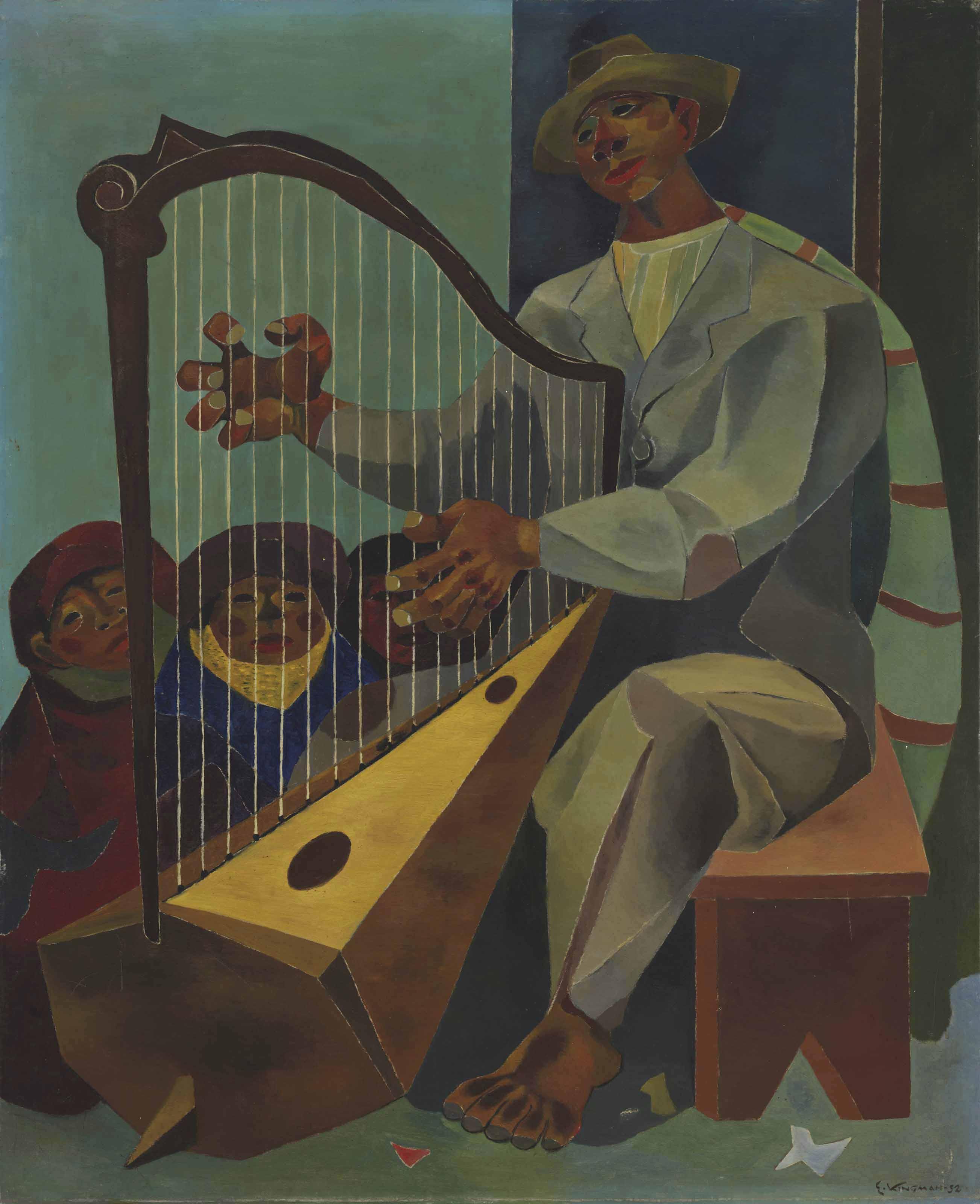 Eduardo Kingman (1913-1997)