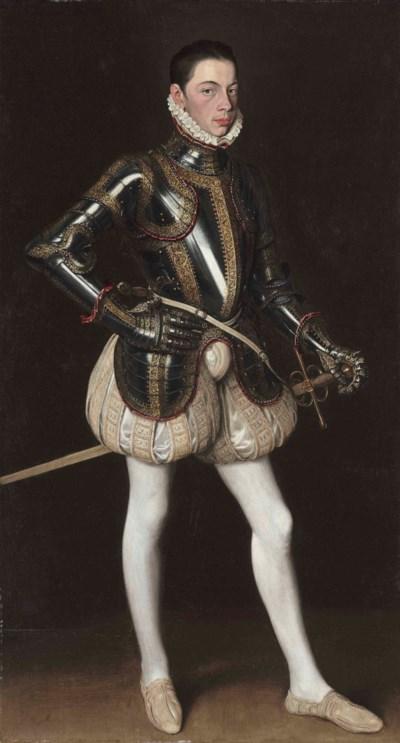 Anthonis Mor (Utrecht 1516/20-