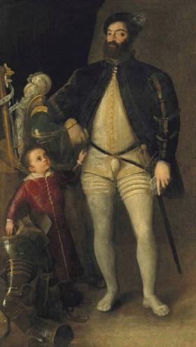 Tiziano Vecellio, called Titian (Pieve di Cadore c. 1485/90-
