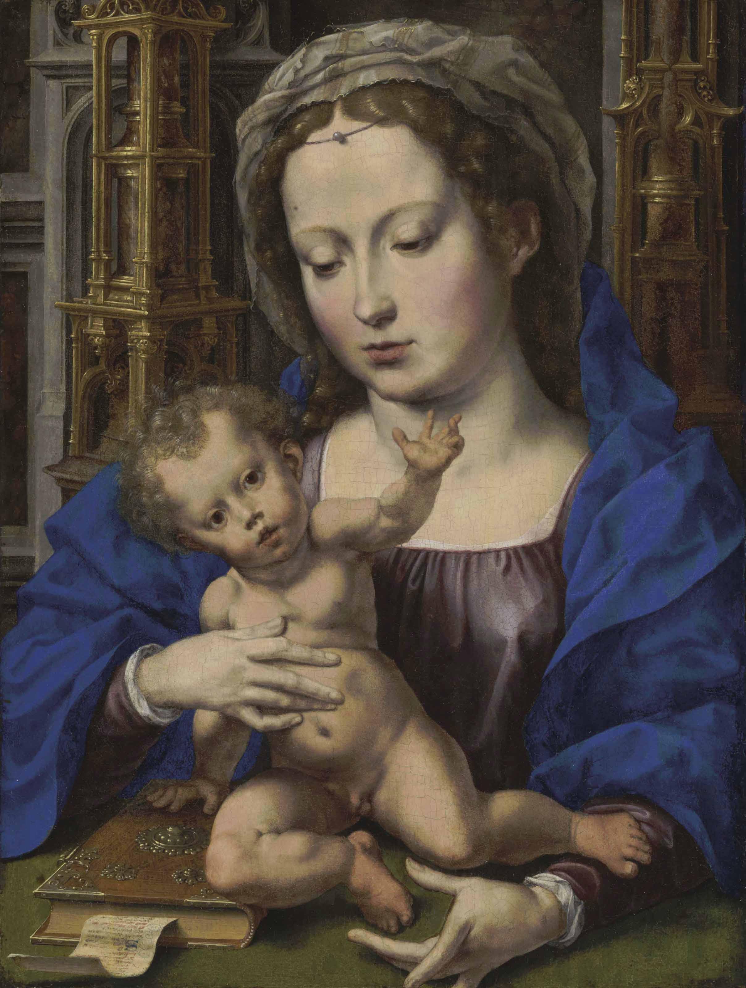 Jan Gossart, called Mabuse (?Maubeuge c. 1478-1532 ?Antwerp)