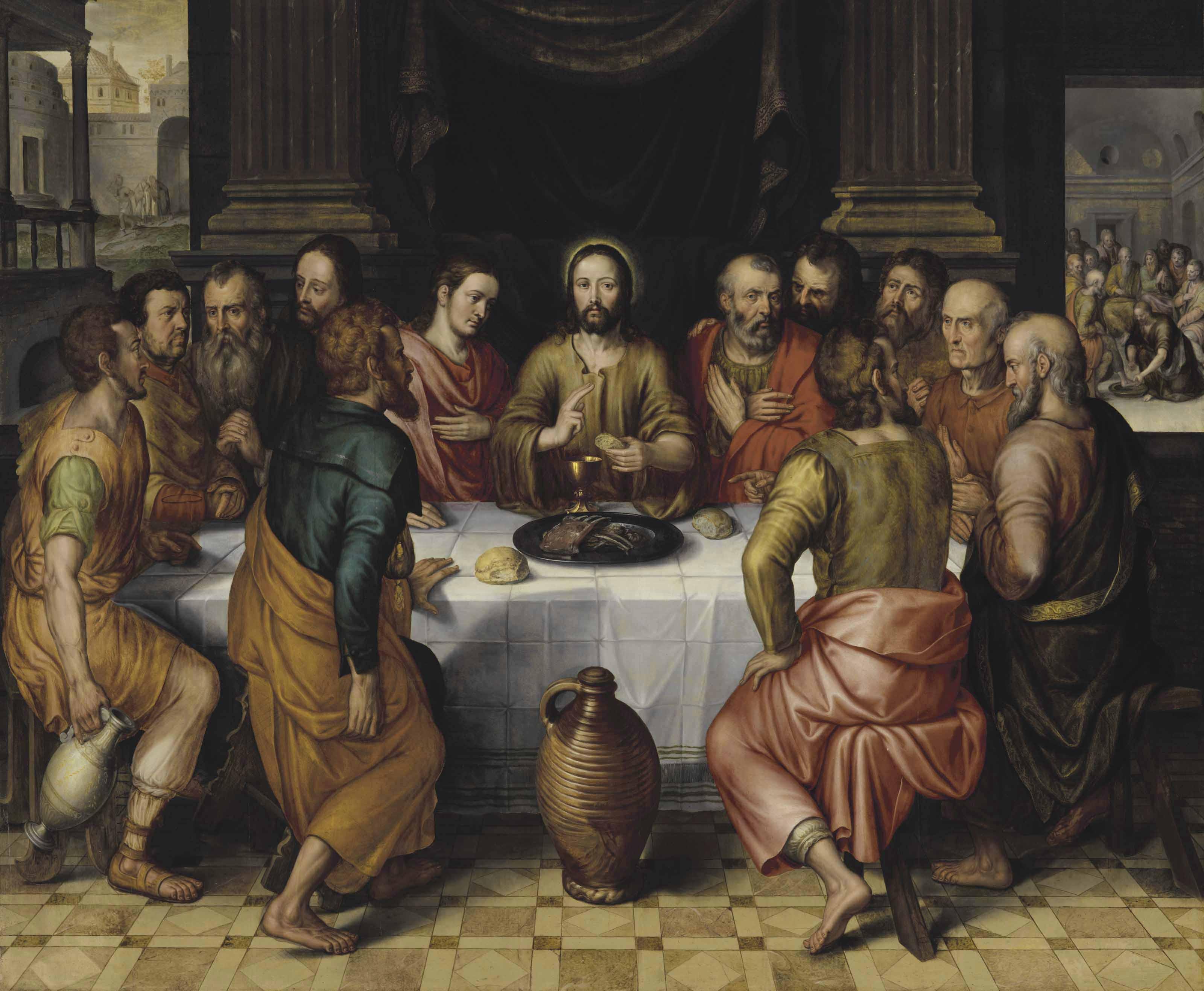 Pieter Pourbus (?Gouda 1523/4-1584 Bruges)