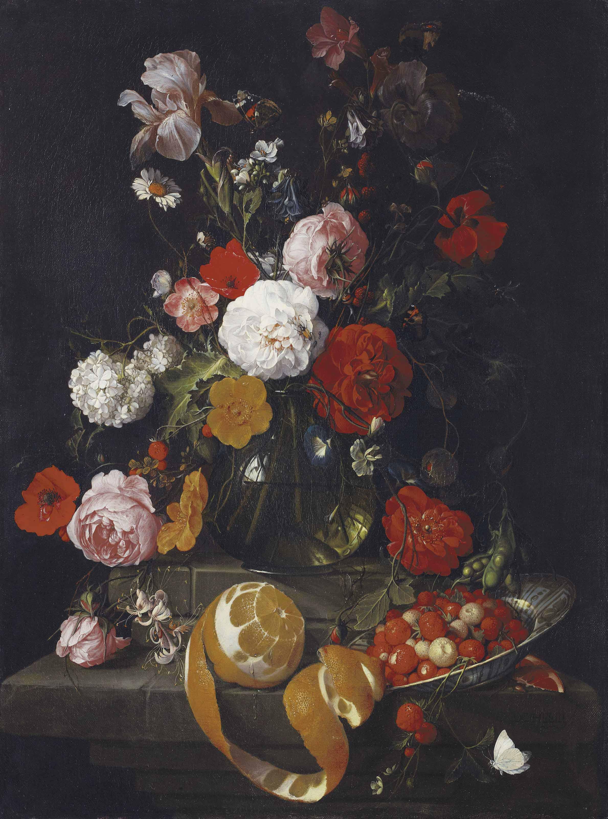 Cornelis de Heem (Leiden 1631-1695 Antwerp)