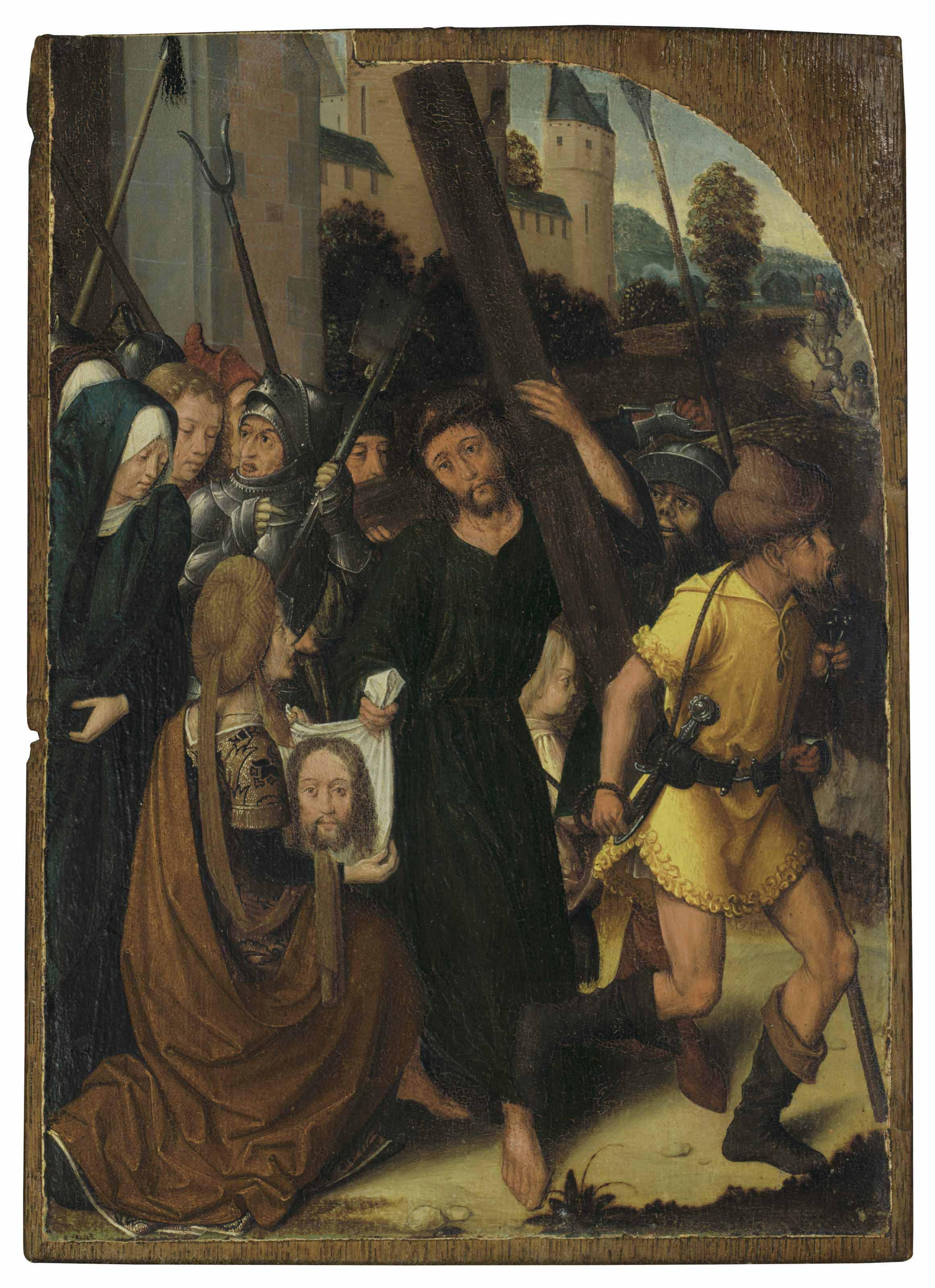 Netherlandish School, last quarter of the 15th Century, after Martin Schongauer