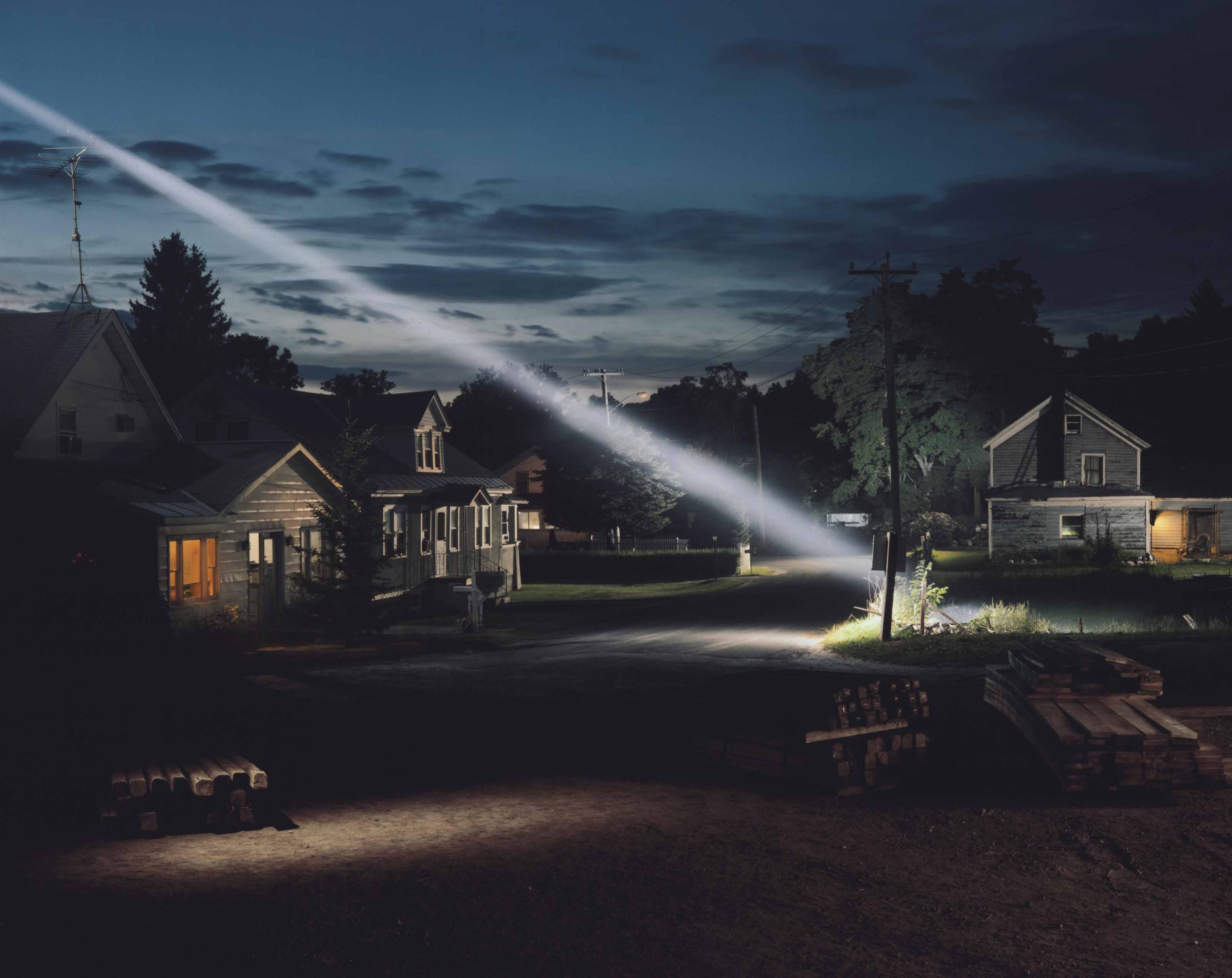 Gregory Crewdson B 1962 Unled Ray Of Light 2001