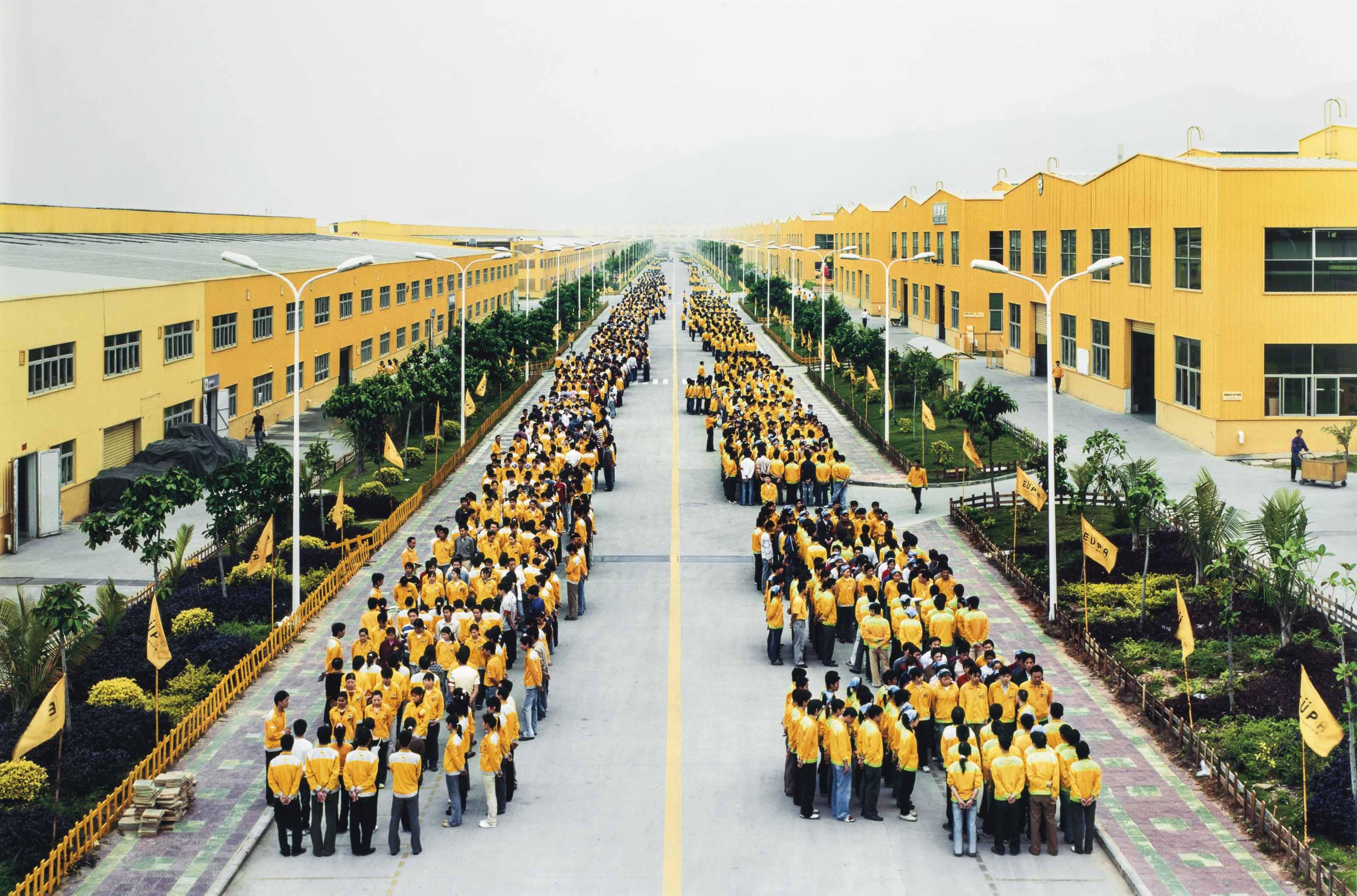 Manufacturing #18, Cankun Factory, Zhangzhou, Fujian Province, China, 2005