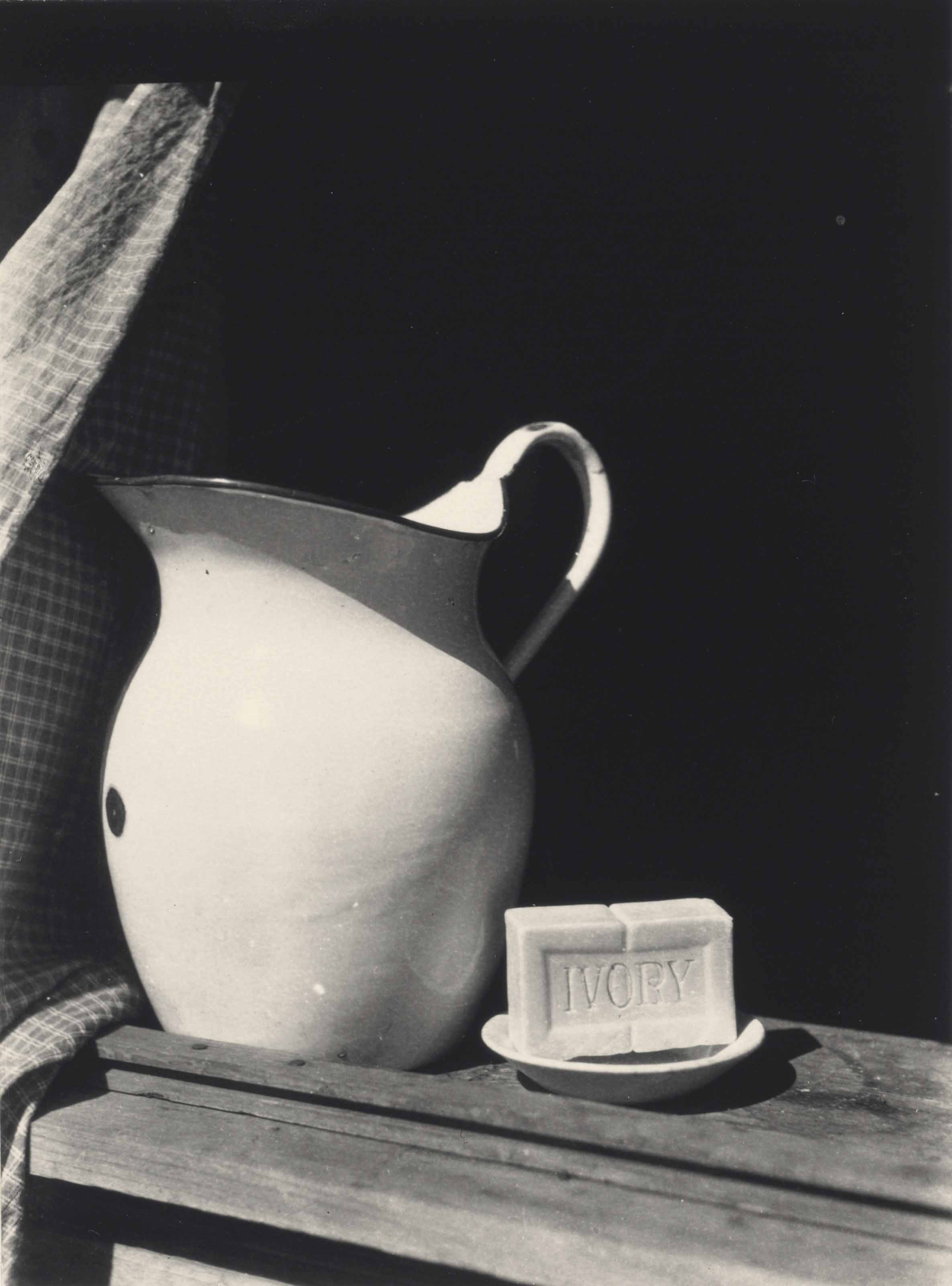 Pitcher and Soap, 1925