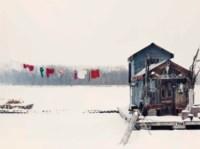 Peter's Houseboat, Winona, Minnesota, 2002