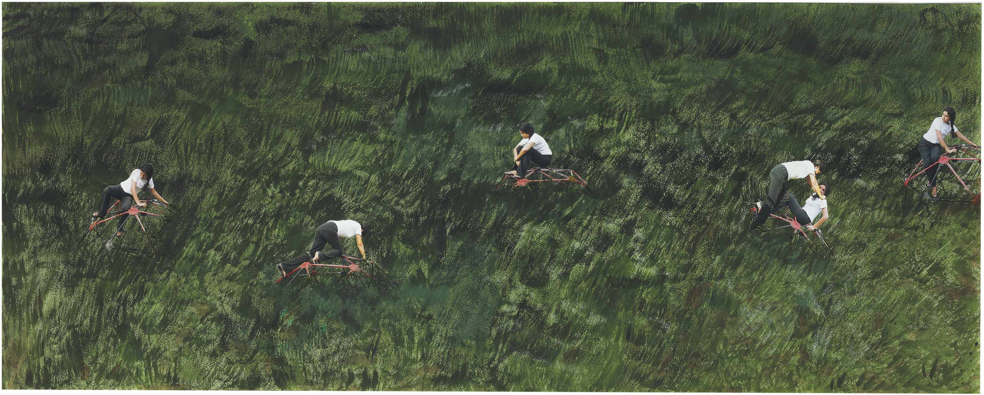 Of Vanishing Playgrounds