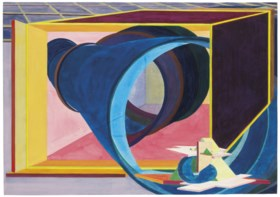 AL HELD (1928-2005)