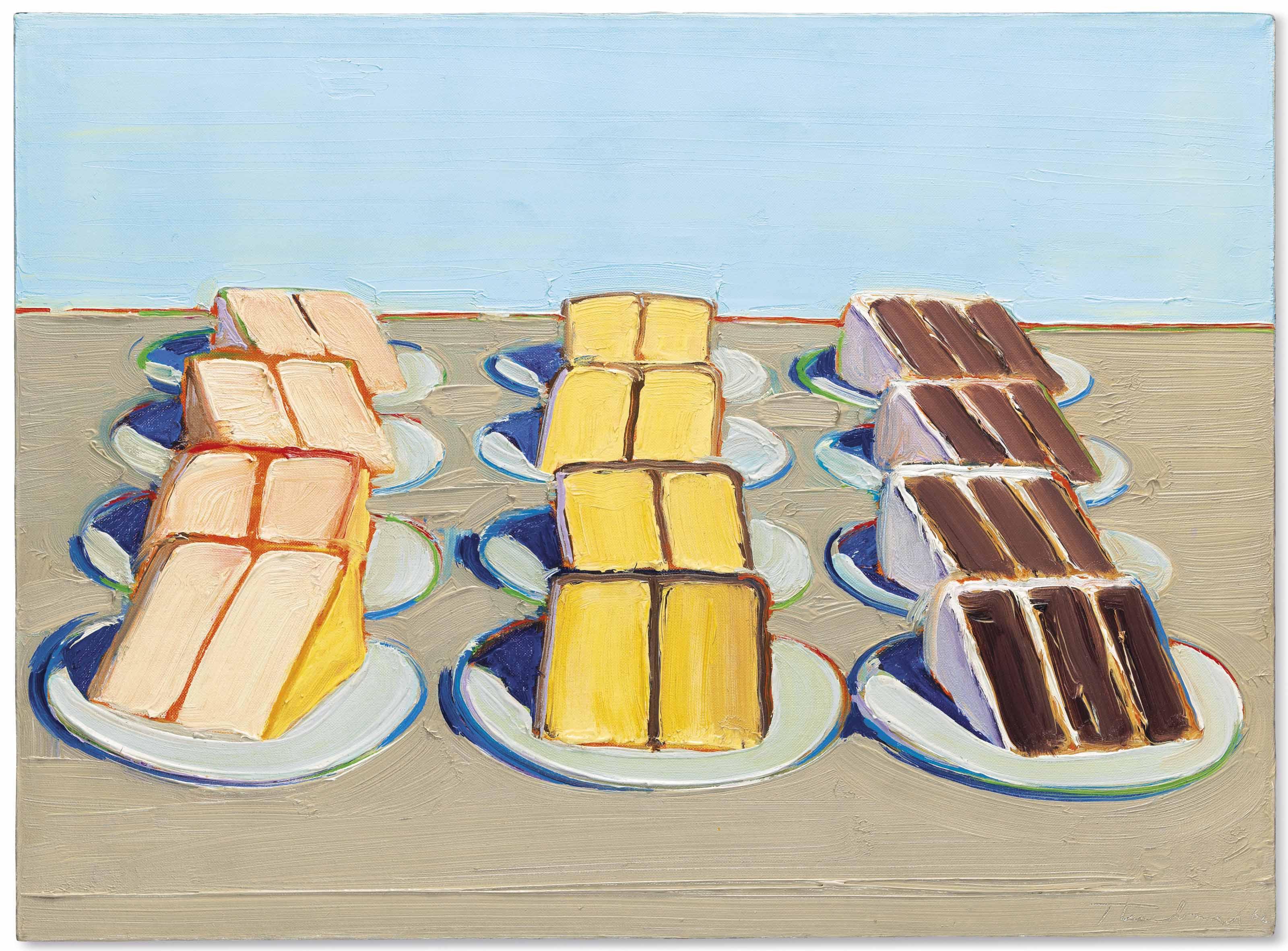 Cake Rows