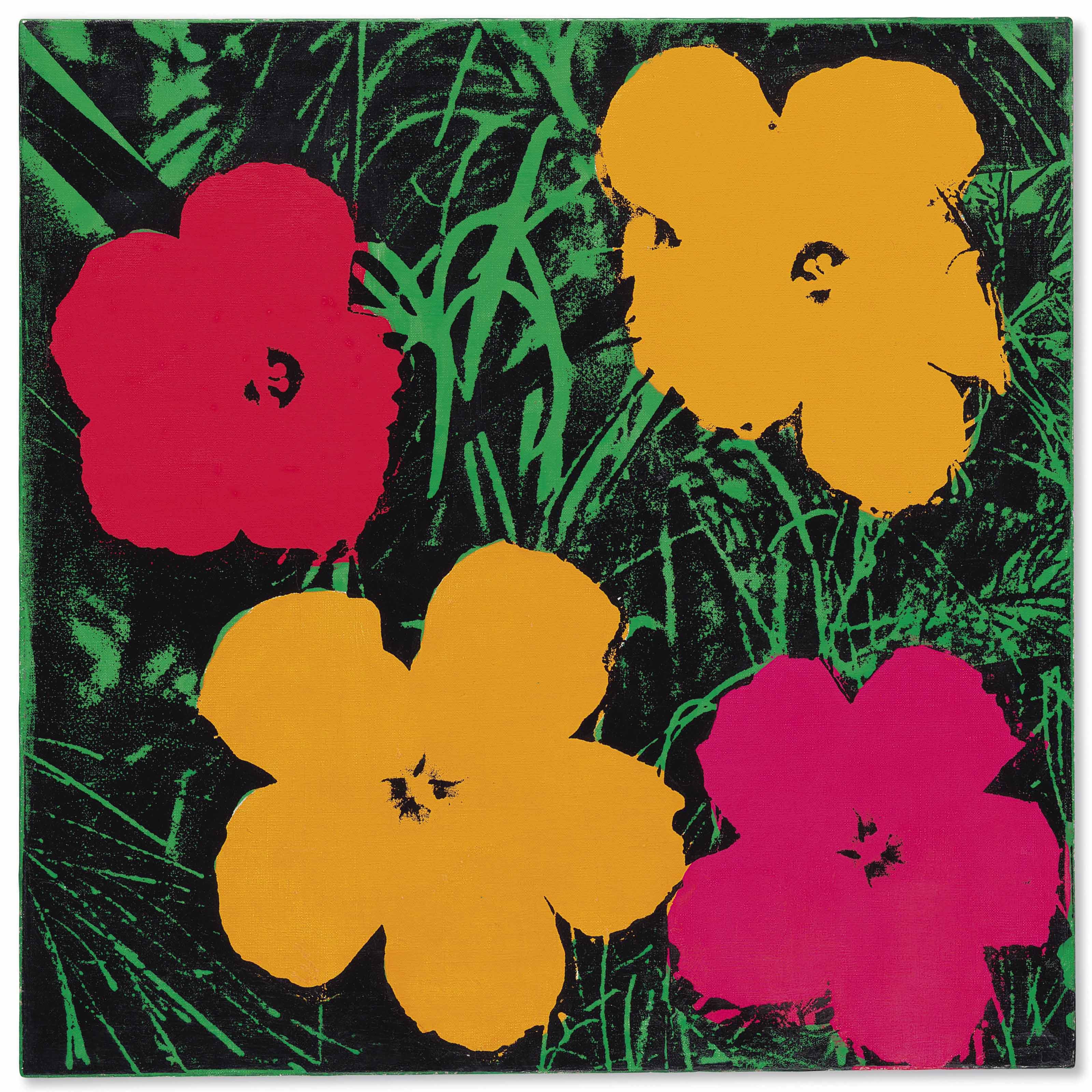 ANDY WARHOL (1928-1987) , Flowers | Christie's