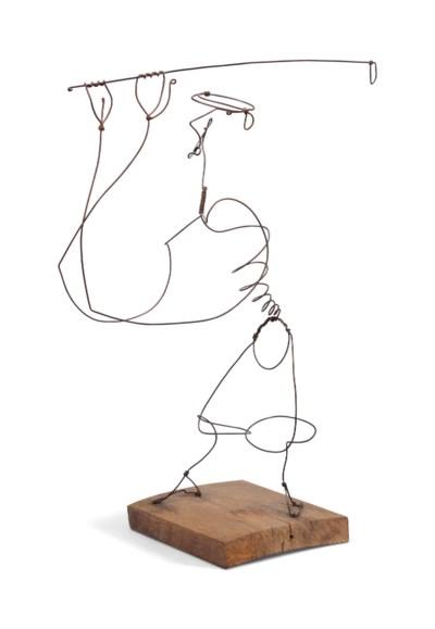 Alexander Calder (1989-1976)