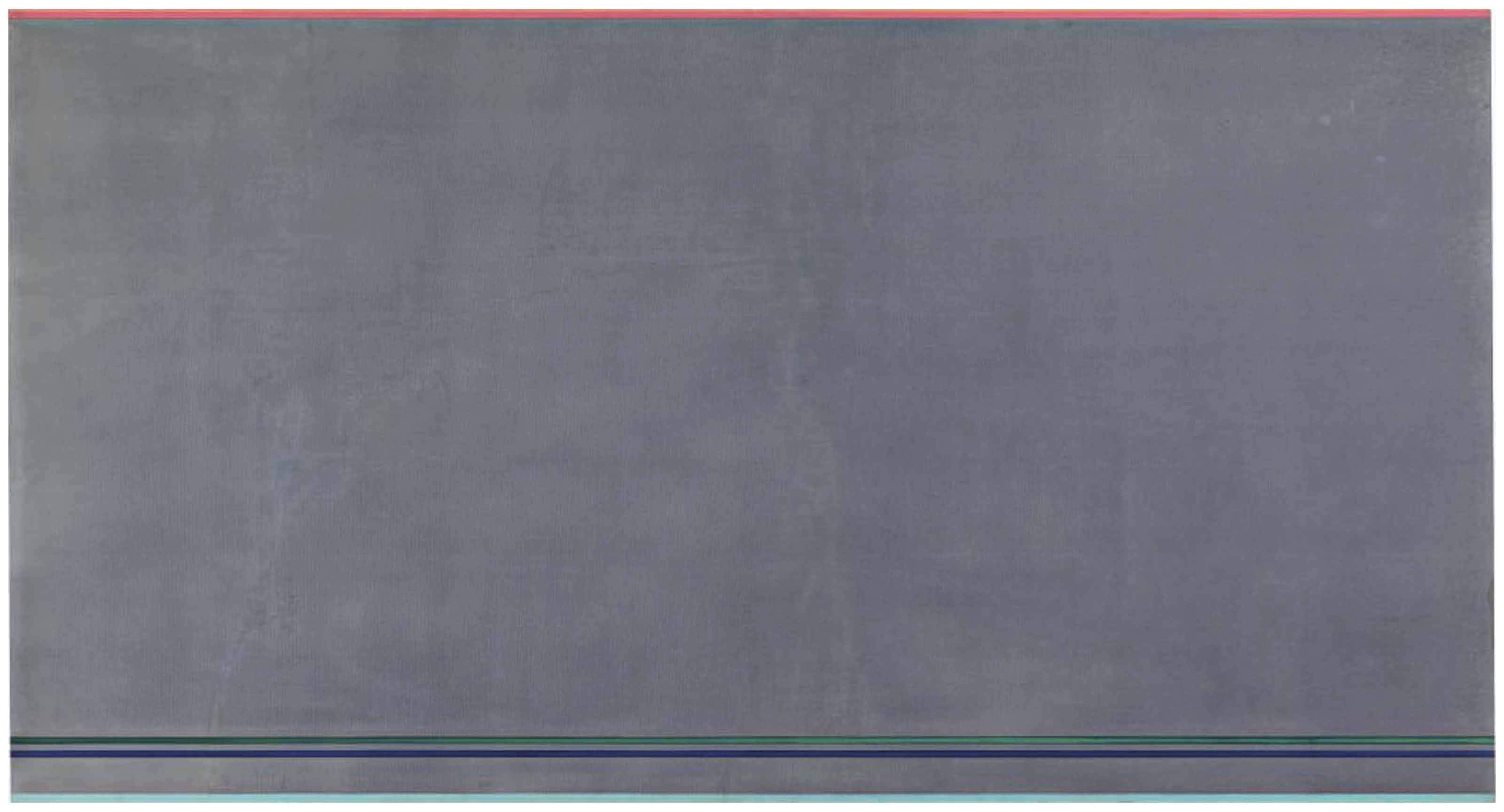 Kenneth Noland (1924-2010) | Regal Grey | 1970s, Paintings | Christie\'s
