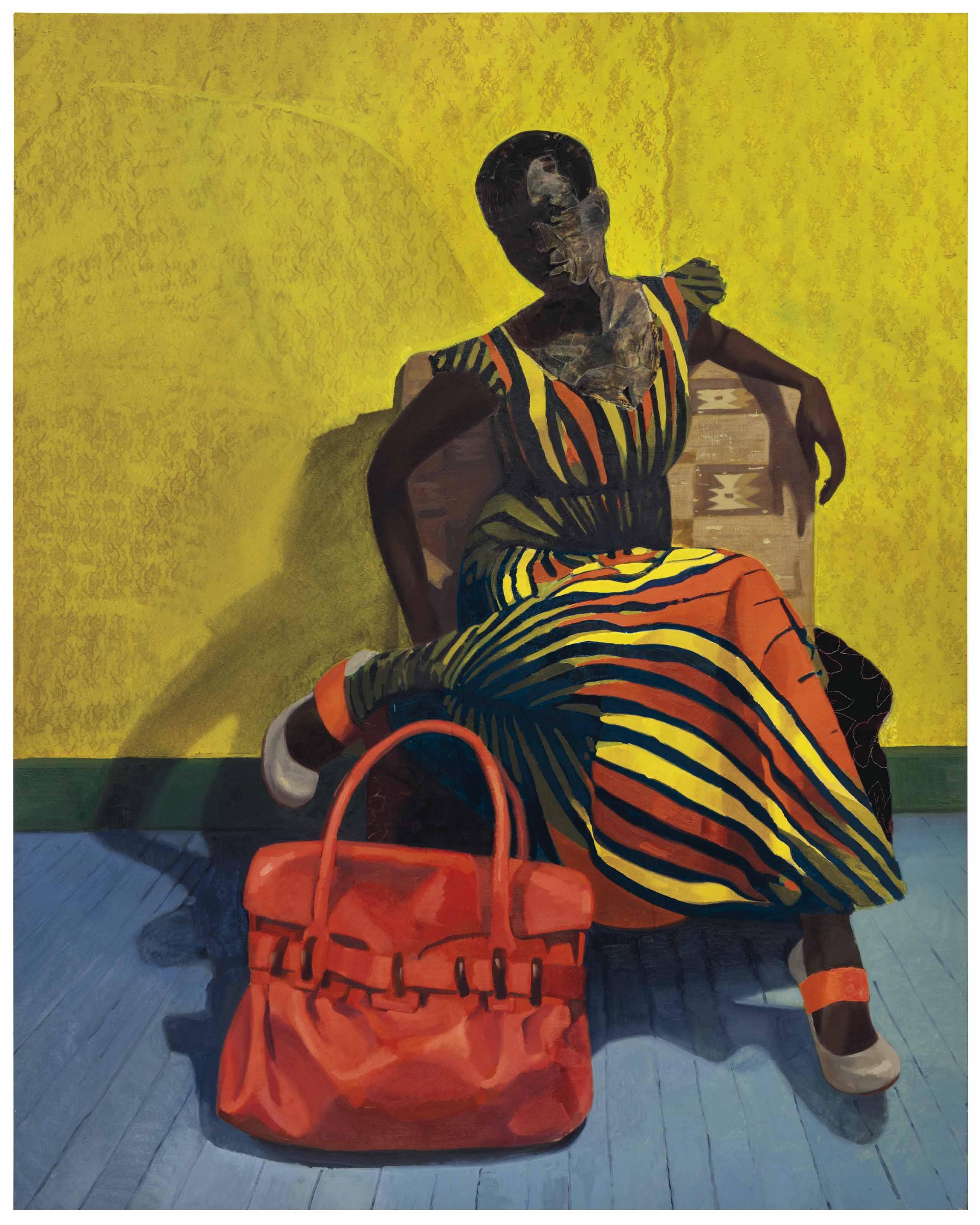 Njideka Akunyili Crosby (b. 1983)