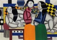 Les trois femmes au bouquet