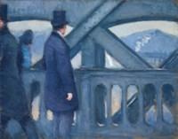Le Pont de l'Europe, esquisse