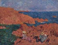 Les rochers rouges