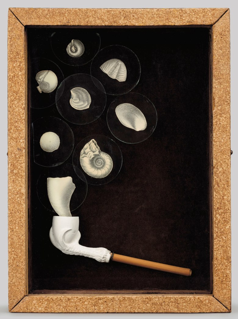 Joseph Cornell (1903-1972), Object, executed in 1940. 11⅛ x 8¼ x 2½  in (28.2 x 21 x 6.3  cm). Estimate $800,000-1,200,000. This lot is offered in Post-War and Contemporary Art Evening Sale on 15 November 2018 at Christie's in New York © The Joseph and Robert Cornell Memorial FoundationVAGA, NYDACS, London 2018