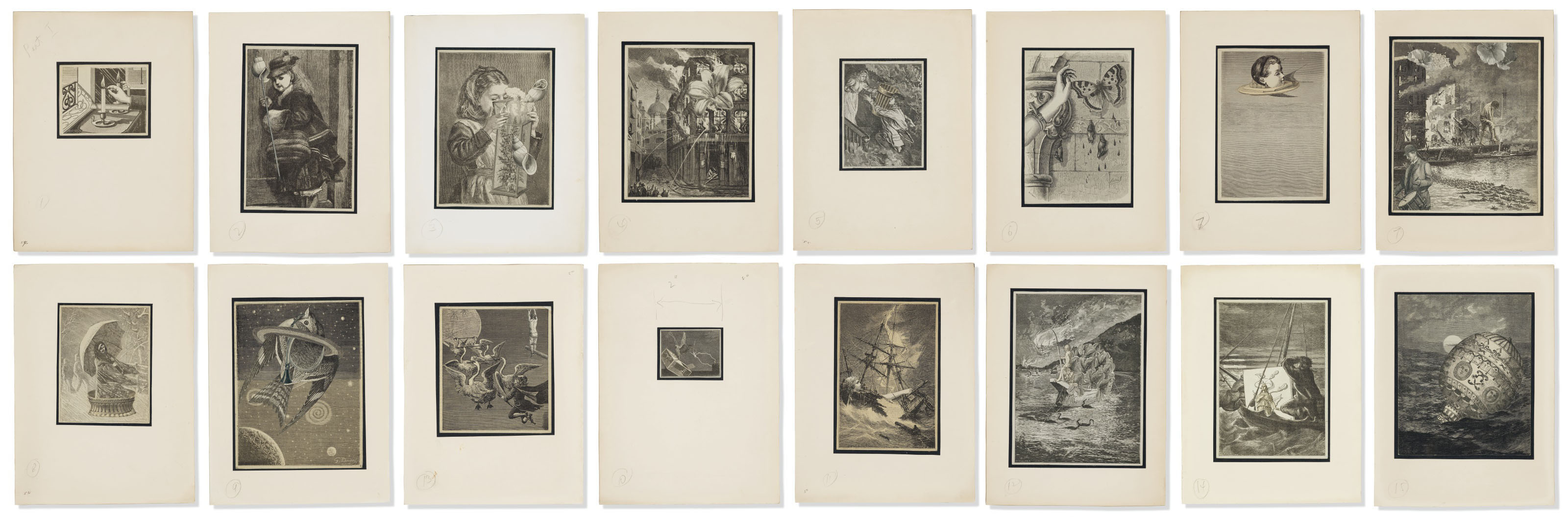 Untitled (Story without a Name—for Max Ernst)