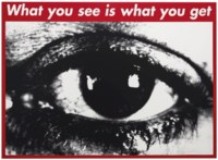 Untitled (What you see is what you get)