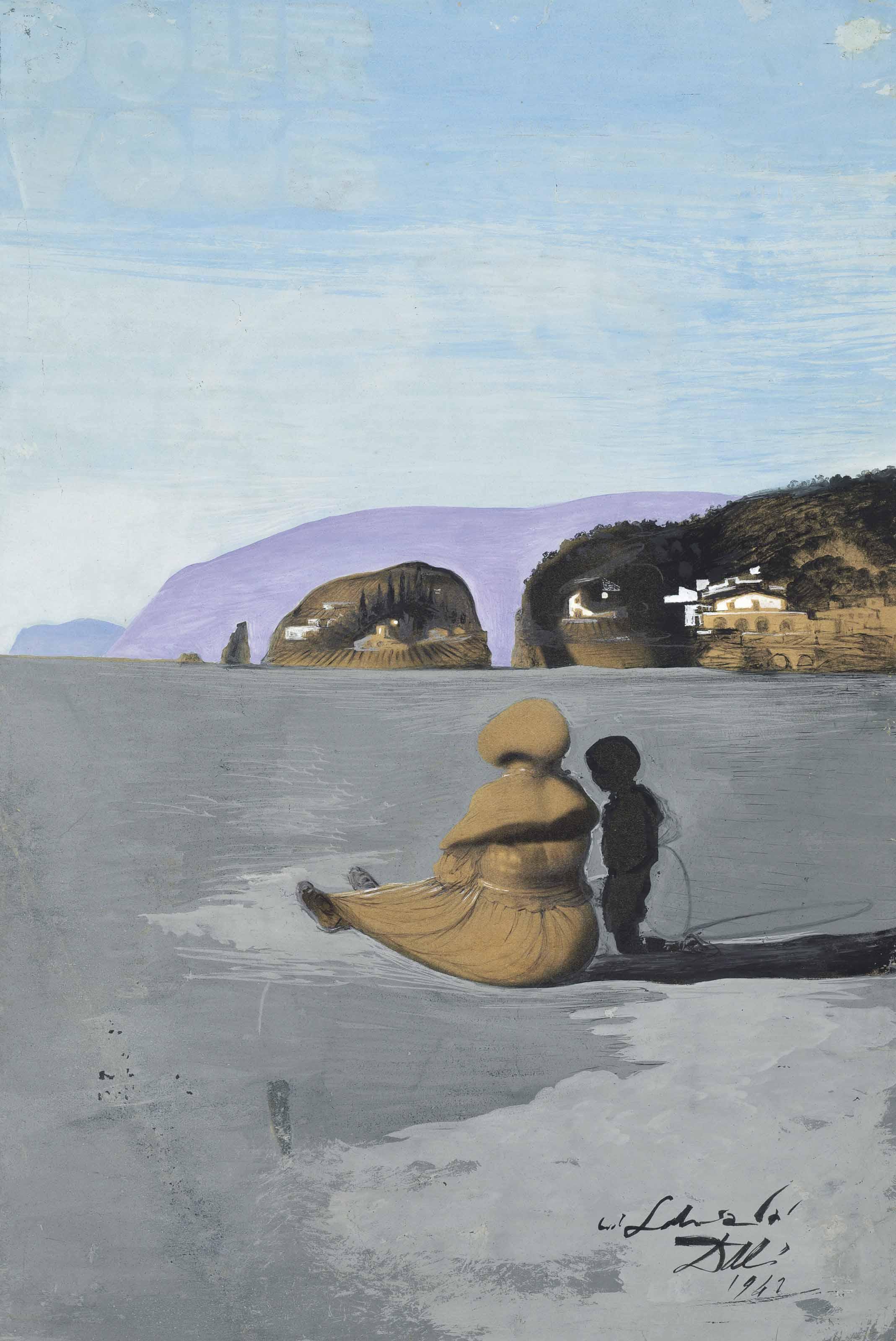 Salvador Dalí (1904-1989) , Adolescence | Christie's