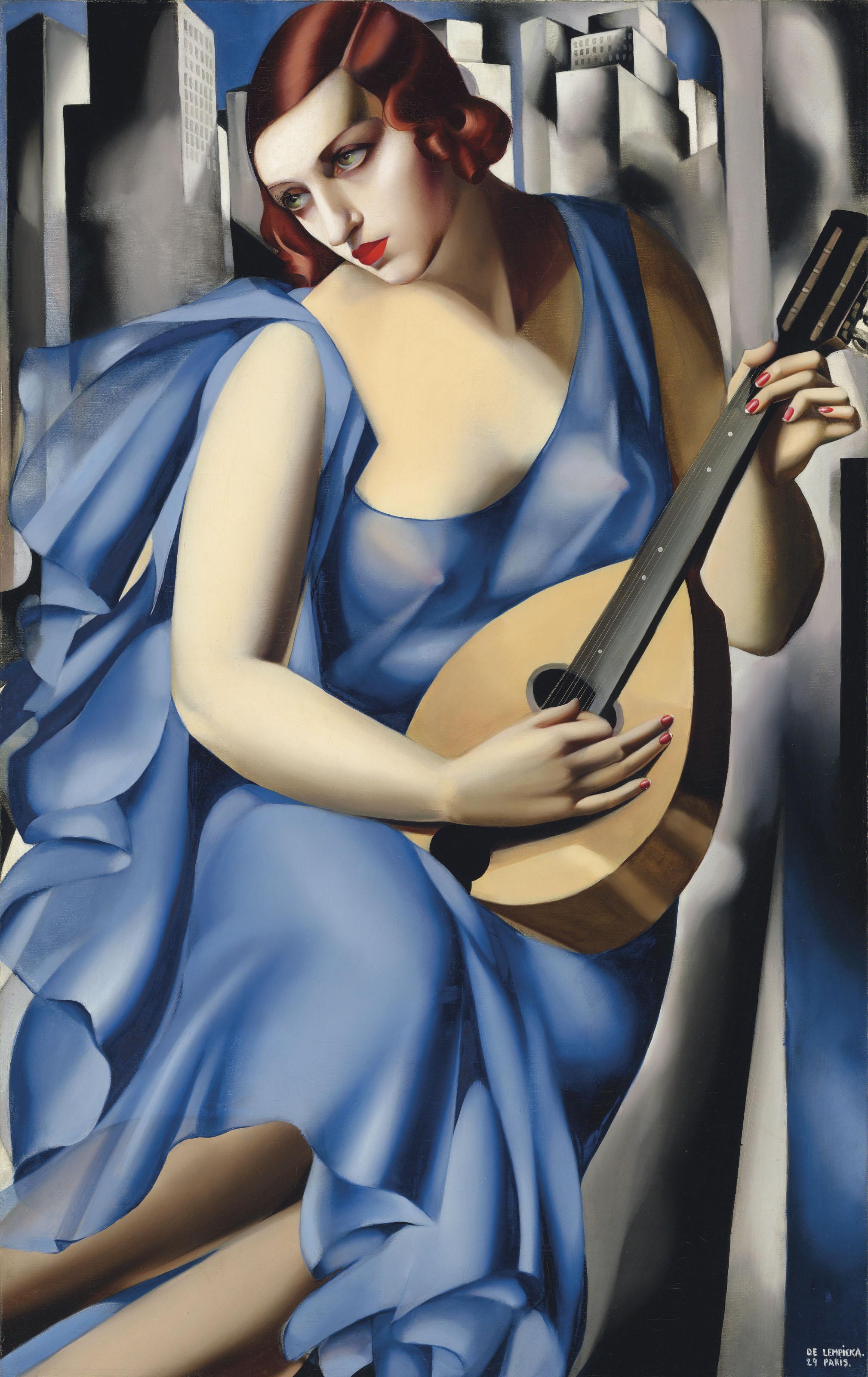Tamara de Lempicka (1898-1980)