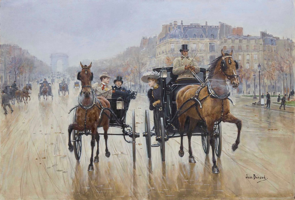 best sneakers 52b69 f6656 Jean Béraud (French, 1849-1936)