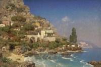 A View of the Amalfi Coast