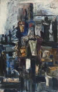 Untitled (Cityscape)