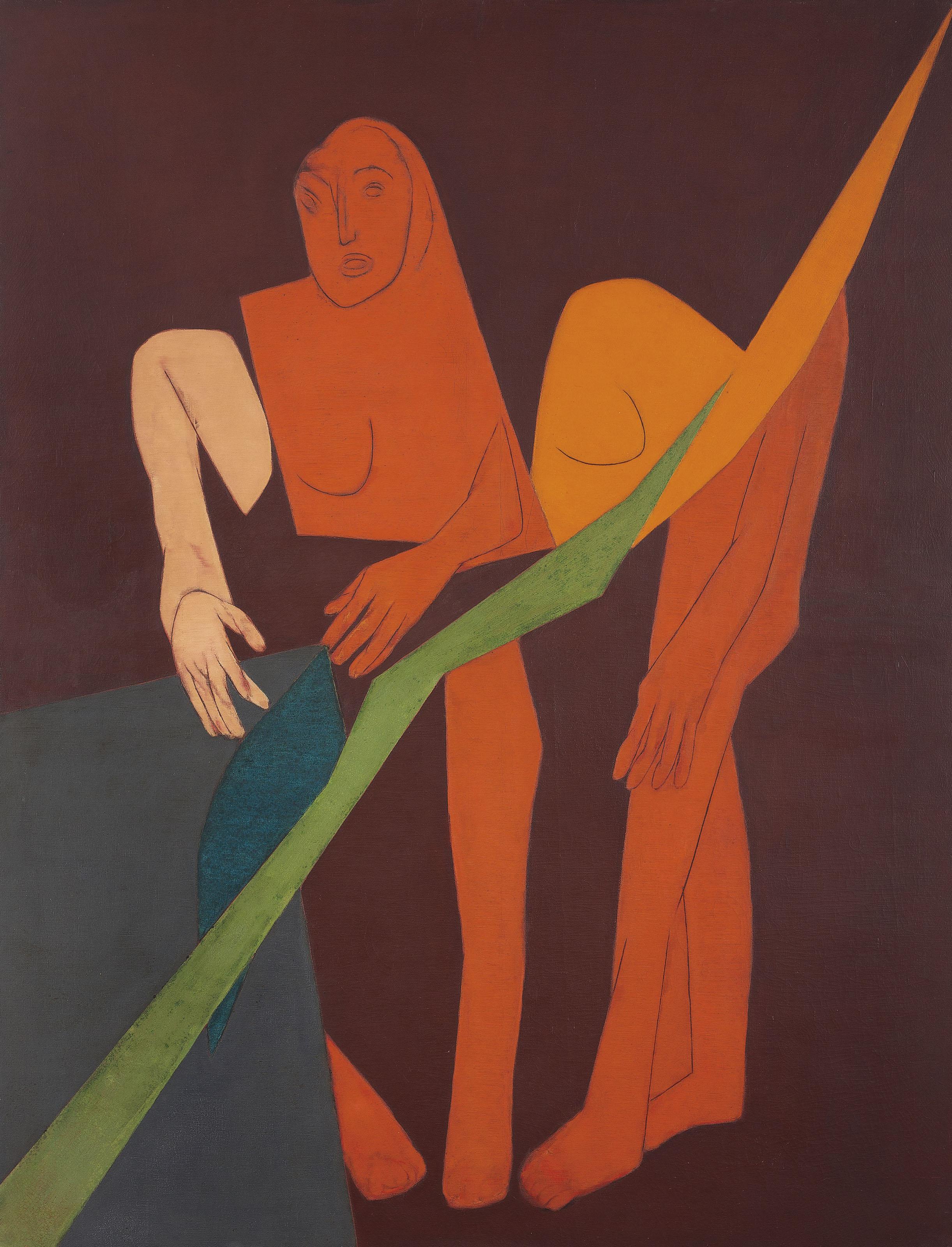 TYEB MEHTA (1925-2009)