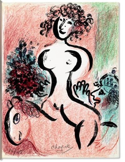 CHAGALL, Marc (1887-1985) and