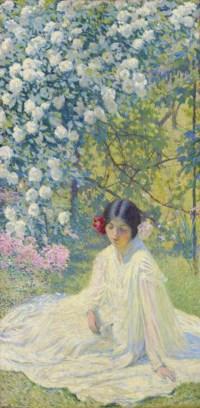 The Rose Tree Girl