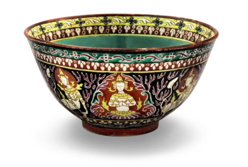 Chinese ceramic glazes collecting guide christies a chinese export bowl for the indian market biocorpaavc Gallery