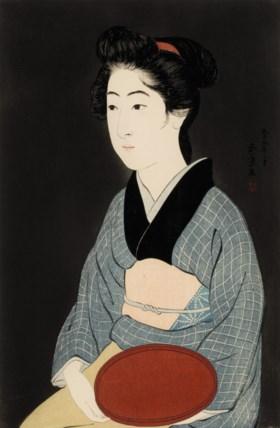 HASHIGUCHI GOYO (1880-1921)