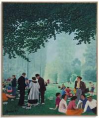 Après-midi au parc
