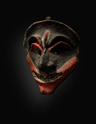 THE PÉNOT NALAWAN MASK