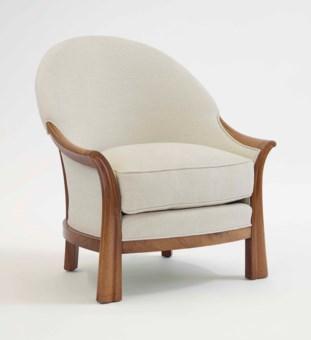 A Rare Eileen Gray Transat Chair