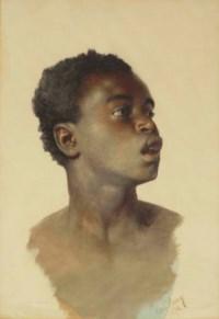 A Nubian Boy