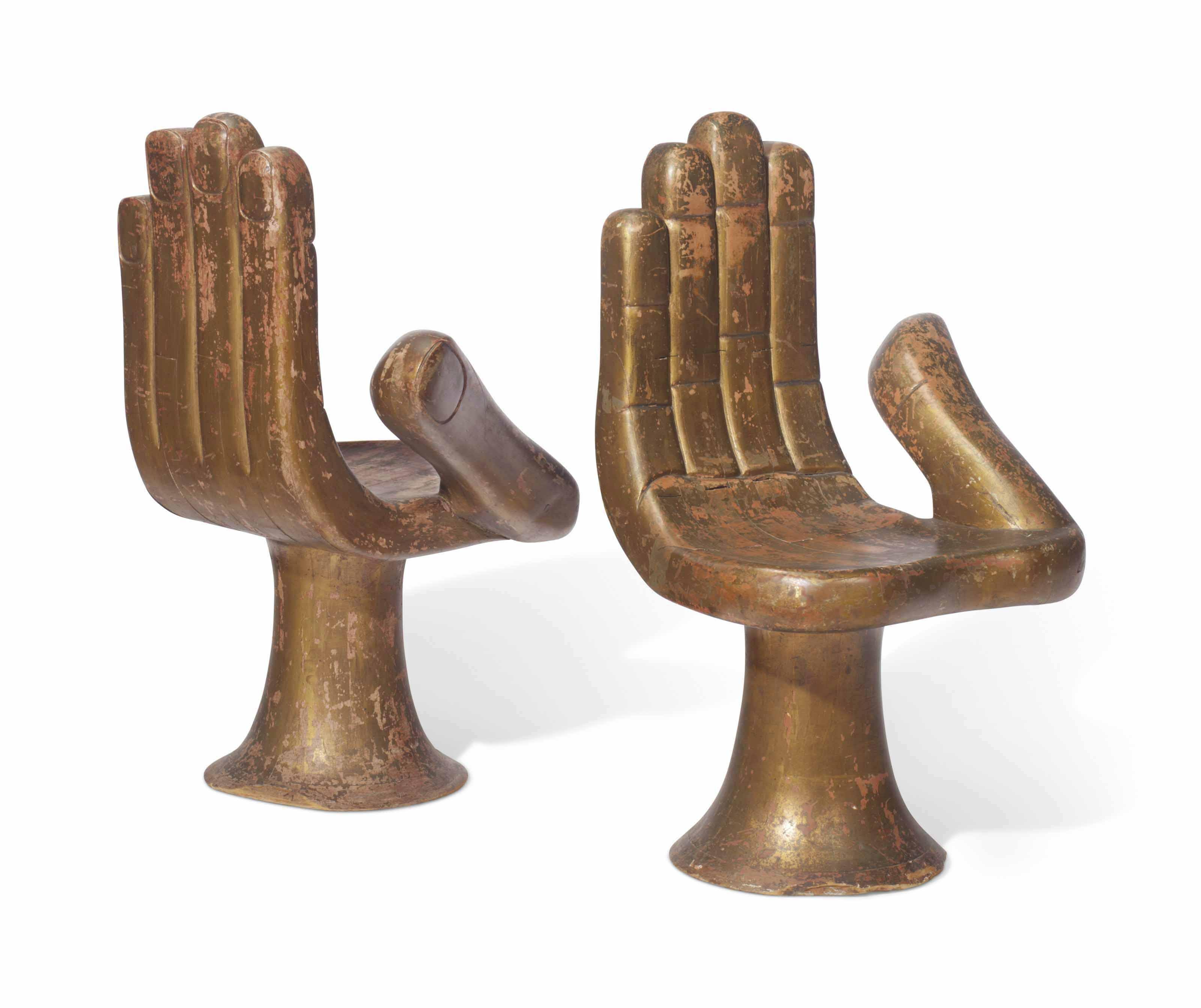 Hand Chair (a pair)