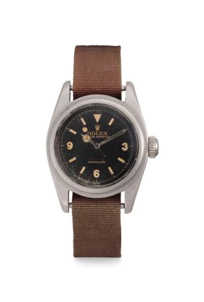 Rolex. A Very Fine, Extraordin